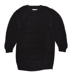 Public School Long Sleeve Knit Sweater Dress