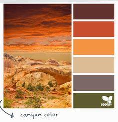 ΧΡΩΜΑΤΑ: 100 χρωματικές ΠΑΛΕΤΕΣ για να διαλέξετε συνδυασμούς | ΣΟΥΛΟΥΠΩΣΕ ΤΟ