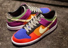 super popular e680e 11168 Nike Dunk Low Viotech SP