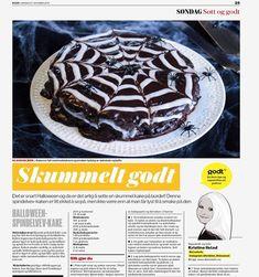 Panna cotta med hvit sjokolade og rørte bringebær | Det søte liv Lemon Bars, Brownies, Pudding, Panna Cotta, Desserts, Food, Caramel, Tailgate Desserts, Deserts