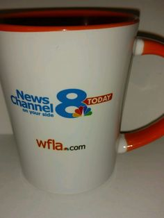 Florida News Channel 8 Right on your side Collectible Coffee Mug