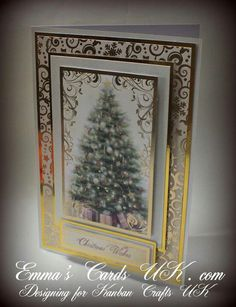 Kanban Christmas card