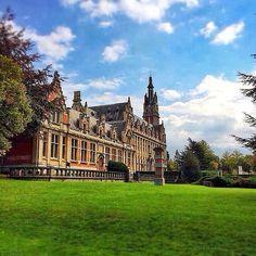 Université Libre de #Bruxelles 1 of the main universities in #Brussels #ULB pic by @pj__f