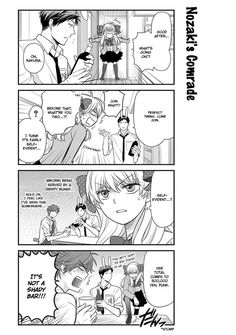 Gekkan Shoujo Nozaki-Kun 22 Page 5