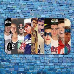Taylor Caniff Nash Grier Cameron Dallas Cute Fun Case iPhone 4 4s 5 5s 5c 6 iPod
