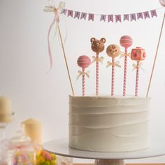 TOTTI CANDY FACTORY1番人気!かわいい動物たちケーキポッ♪。【メディアにも続々登場!とってもかわいいケーキポップ】動物セット プレゼント ケーキ 母の日 お菓子 チョコレート