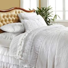 Luxury Bed Linens - Rachel Bedding