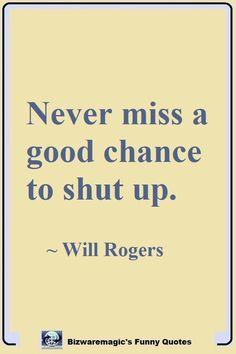 Never miss a good ch
