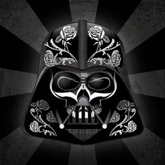 Star Wars Day of the Dead Art Prints 1