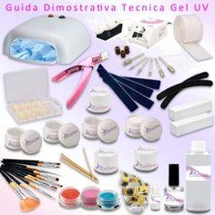 Il kit che vi arriverà comprende: - 1 lampada UV da 36W + 4 bulbi da 9W ciascuno  - 1 fresa professionale 17000 giri al minuto - Primer 15 ml o Olio Cuticole in base alla disponibilità di magazzino - 100 pads  - 100 cartine nail form  - 1 Gel UV base 15ml  - 1 Gel UV costruttore 15ml  - 1 Gel UV bianco 5ml   - 3 Gel UV uv colorati 5ml - 1 Gel UV sigillante lucidante 5ml  - 1 cleaner 100ml  - set pennelli  - 2 lime quadrate  - 2 lime banana - 2 lime dritte  - 2 buffer mattoncino  - 1 colla… Convenience Store