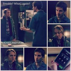 Heartland 717 On The Line - Amy not accepting Ty's calls and ty feels horrible