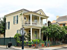 Royal Street Walk, Lots of Historic Buildings – New Orleans French Quarter Condos New Orleans French Quarter, Condo, Mansions, Street, House Styles, Building, Home, House, Villas