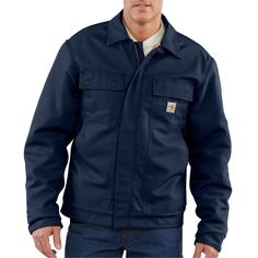 8859b1f7b638b Carhartt FR Lanyard Access Jacket