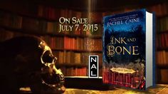 OFFICIAL BOOK TRAILER: Ink and Bone, Book 1 of Novels of the Great Library