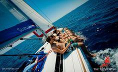 Sailing in Croatia. Bucket List