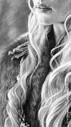 """Bride of Fire"" [sneak peak in b&w] CVogia@DeviantArt"