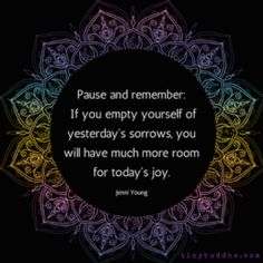 Yesterday's Sorrows