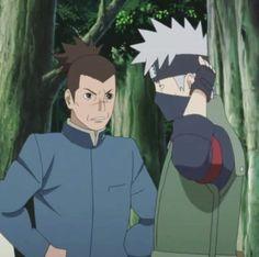 Kakashi e Iruka 😂😂😂 Kakashi Hatake, Naruto Uzumaki, Naruto Anime, Naruto Funny, Naruto And Sasuke, Boruto, Anime Manga, Team Minato, Naruto Teams
