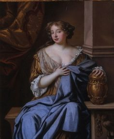The Garden Angel by Mary Beale