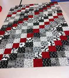 Scrappy Trip around the world: Sadly Not Mine!! | by quilting gammy