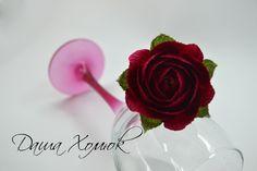 Gallery.ru / Фото #2 - МК розы на клее - Kisenok-Lisenok