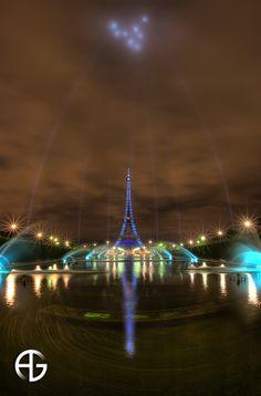Eiffel Tour, Paris, France