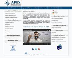 APEX - Desenvolvido por W3alpha. www.w3alpha.com.br