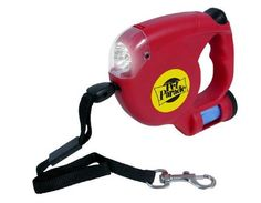 Dog Leash with Flashlight & Bags     7-63155