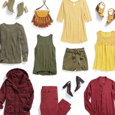 This just in: fall colors! Pin your #FixObsession to show your Stylist your…
