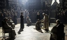 "We expect a serious showdown in the Sept Sunday on ""Game of Thrones."" Photo: HBO"