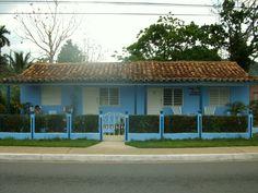 Frente de la Casa Margarita