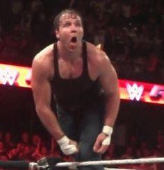 I ♥ Dean Ambrose