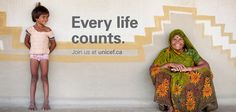 Every life counts.