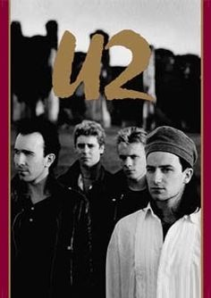 U2 1984 - Need I say more! Every square inch of my room was covered by pics of U2.... Greatest band ever