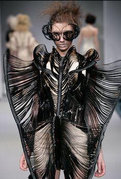 Iris van Herper.  I'm wondering how she can do what she does!
