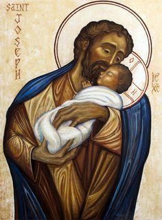 Saint Joseph and Jesus Christ, Son of God - Oblates of St. Joseph