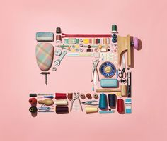 knolling, photography, creative, inspiration, organization, examples, knoll,