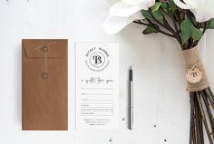 Gift Voucher design by Inkee Press | CLIENT: Secret Blooms http://www.inkeepress.co.nz/portfolio/secret-blooms/