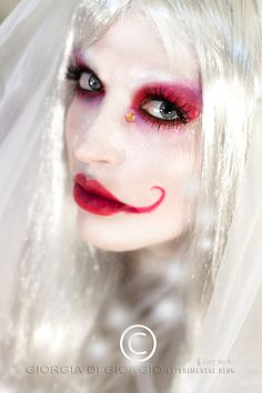 ghost makeup 2013 - Hussar Inspired concept make up - Photo, Edit by Giorgia Di Giorgio