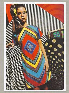 pop art fashion 1960s - Google zoeken
