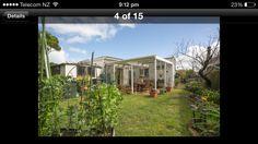 Cottage garden - before