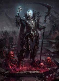 Caster Necromancer