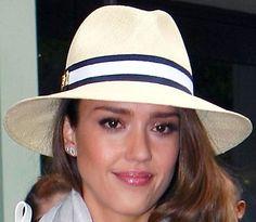 Jessica Alba Walker Hat - Casual Hats Lookbook - StyleBistro