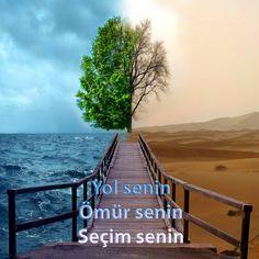 Yol senin Ömür senin Seçim senin
