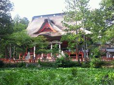 出羽三山神社 : 鶴岡市, 山形県