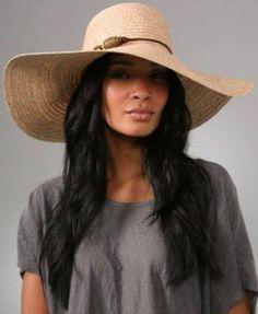 d0f8be380d9d02 Great summer hat! #womensfashionforsummerhats Hats For Women, Clothes For  Women, Beach Girls