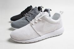 "huge selection of 5a7c8 fe75f Nike Roshe Run Breeze ""Monochrome"" pack Zapatos, Zapatillas Outlet De Nike,  Moda"