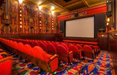 The Movies, favorite cinema in Amsterdam