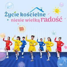 """Pieśń uwielbienia   """"Życie kościelne niesie wielką radość"""" Chwała na wysokości Bogu (Taniec dzieci) #KościółBogaWszechmogącego #Bóg #Jezus #JezusChrystus #ModlitwadoBoga #Chrześcijaństwo  #Kościół #MiłośćChrystusa #GłosBoga #Jesteśmoimbogiem #WielbienieBoga #ChwalićBoga #Adoracja #Alleluja #Musical #Muzykachrześcijańska Worship Dance, Praise Dance, Praise Songs, Worship Songs, Praise And Worship, Praise God, Jazz Dance, Bible Lessons For Kids, Bible For Kids"""