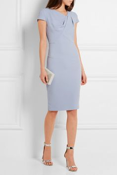 Roland Mouret   Gylia stretch-crepe dress   NET-A-PORTER.COM